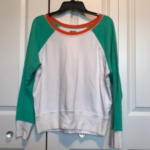 Aerie baseball sweatshirt women's XL Comfy